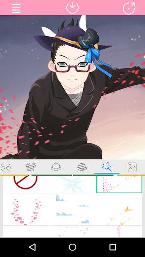 Anime Factory: Anime Character Generator 1.1.0 screenshots 1