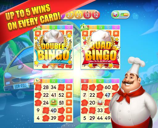 Bingo Cooking Delicious - Free Live BINGO Games apkmind screenshots 6