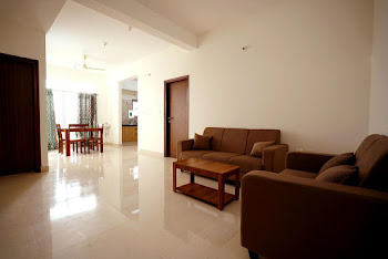 JP Nagar Serviced Apartment