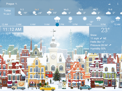 YoWindow Weather v1.3.3 Mod APK 10