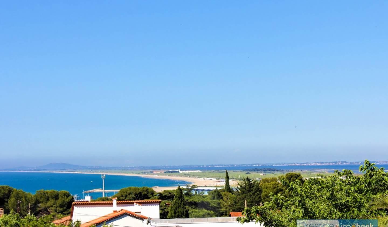 Villa avec terrasse Sète