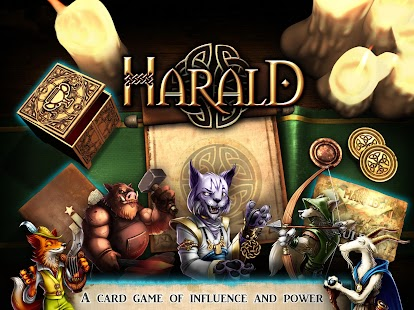 Harald: A Game of Influence- screenshot thumbnail