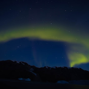 northern lights  by Mark Molinari - Landscapes Starscapes (  )