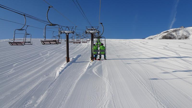 八方尾根スキー場【パノラマコース】