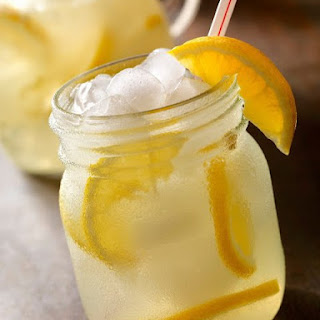 Secret Ingredient Homemade Lemonade.