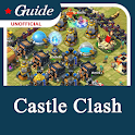 Guide for Castle Clash icon