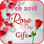 Rose Day Gif 2018