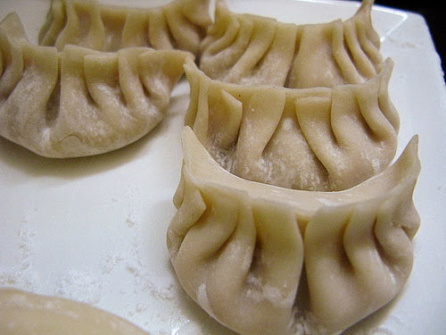 chinese potsticker pork dumpling recipe how to fold