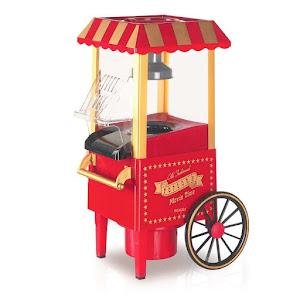 Masina retro de facut floricele Popcorn Maker