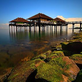 Restaurant Apung by Anta Abine Hiro - Landscapes Travel