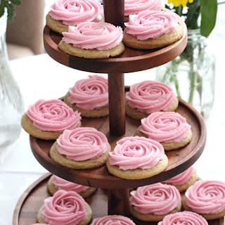 Rosette Sugar Cookies