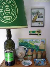 Photo: Dans l'antre du collectionneur...  la chartreuse se décline sous bien des formes ! (merci à Rodolphe !)