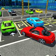 الجديد متعدد المستويات سيارة موقف سيارات محاكاة