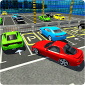 New Multi-Level Car Parking Simulator