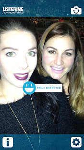 LISTERINE® Smile Detector- screenshot thumbnail