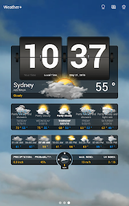 Weather+ Free screenshot 7