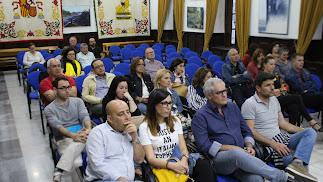 Presentación del Plan Estratétigo para la Revitalización del Patrimonio Cultural.