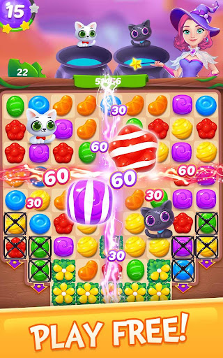 Candy Witch for PC