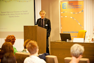Photo: Andreas Stein, Head of Unit, European Commission DG Justice Equal Treatment Legislation D.1