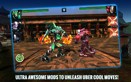 Ultimate Robot Fighting 1.0.79 screenshot 18073
