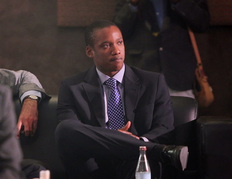 Duduzane Zuma. Picture: JAMES OATWAY