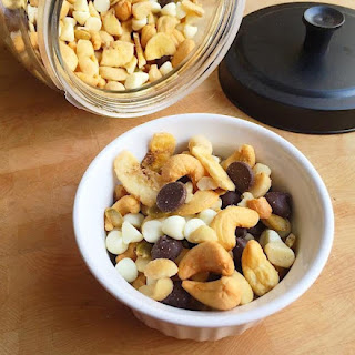 Banana Coconut Trail Mix.