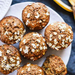 Maple-Sweetened Banana Muffins