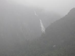 Photo: Cascada vista desde el fiordo