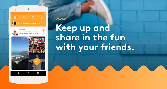 Foursquare Swarm: Check In Screenshot 2