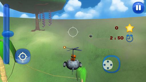 無料动作Appの猫コプター3D - Cats VS Dogs|記事Game