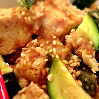 Tofu Zucchini Stuffed Recipes