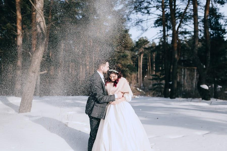 Wedding photographer Olga Pilipenko (OlgaShundeeva). Photo of 28.02.2019