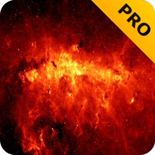 Space Pro Live Wallpaper Icon
