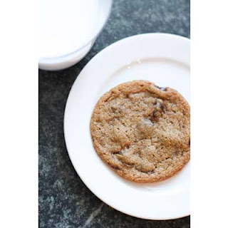 Paleo-ish Chocolate Chip Cookies