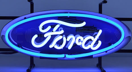 Ford Oval Junior