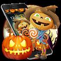 Halloween Pumpkin Castle theme icon