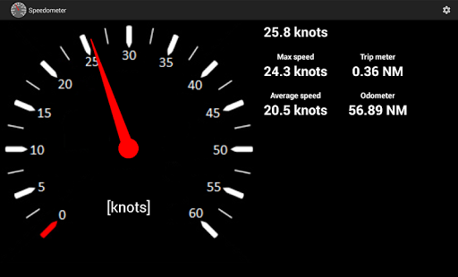 Speedometer screenshot 12