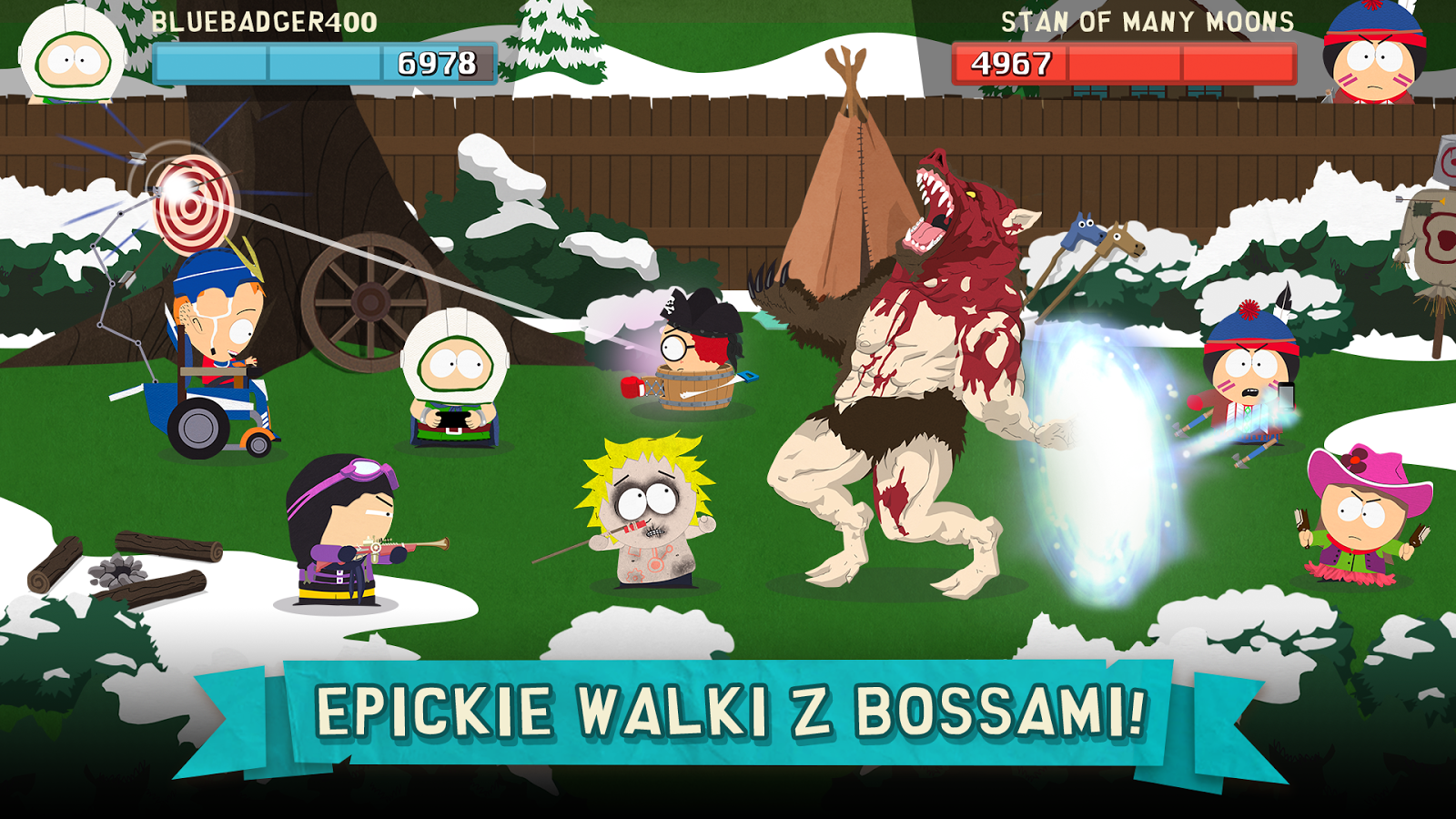 South Park: Phone Destroyer™ – zrzut ekranu