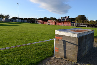 Photo: 14/09/11 - Ground photo of the School Lane home of CBFC (now Anglesey League)