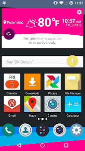 Ultimate G4 Launcher Theme v1.2
