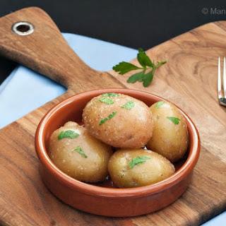 Buttered Potatoes Recipe