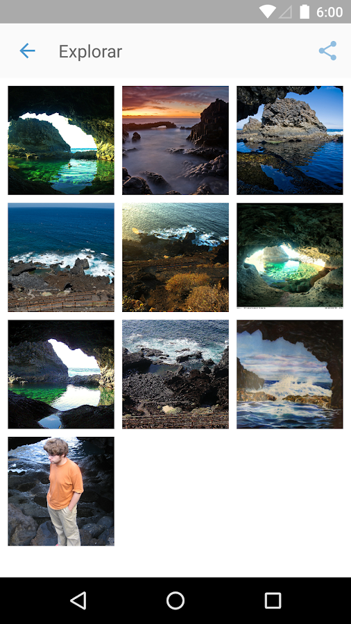 El Hierro- screenshot