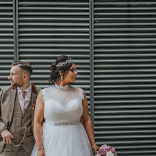 Wedding photographer Danny Birrell (dannybirrellphot). Photo of 02.07.2019