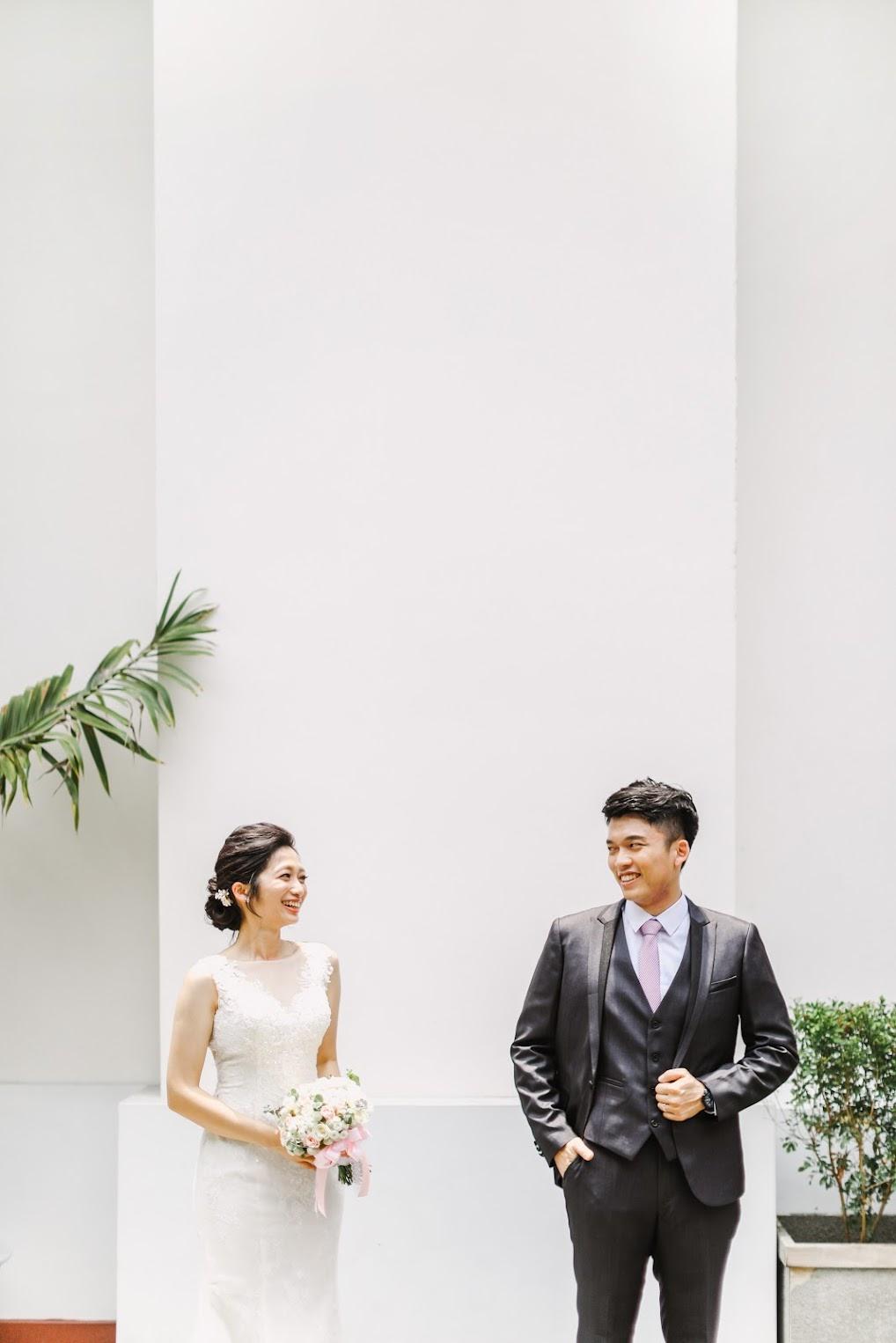 孫立人將軍官邸婚禮 美式婚禮紀錄 - 目的地婚禮