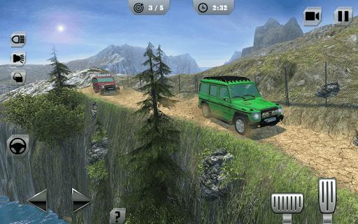 Off-Road Jeep Hill Climbing 4x4: Petualangan 3D 1.5 screenshots 5