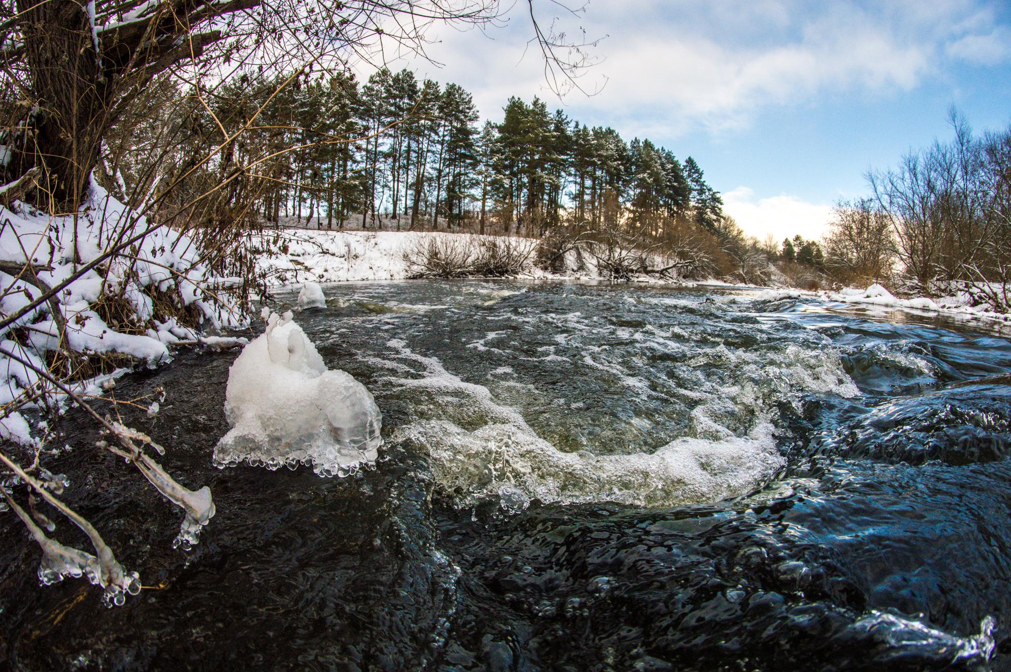 Шум - Бурхлива вода Тетерва