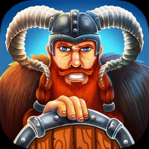 バイキング侵略!インベーダーの竜軍艦 冒險 App LOGO-APP試玩