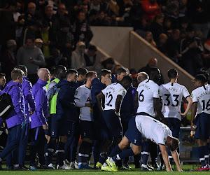 League Cup: Tottenham loopt blauwtje tegen vierdeklasser, Tielemans scoort voor Leicester