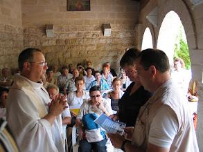 Photo: Cana : renouvellement des vœux de chacun (couples, prêtres, diacres ...)