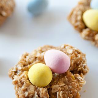 Nut Free Easter Nest Bites